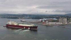 Reganosa puja por el 66% del operador griego de gas tras formar un consorcio