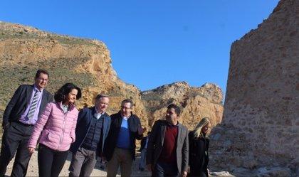Hallan restos de los defensores de la costa de las invasiones corsarias en la Torre de les Caletes de Benidorm