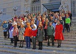 Casi el 70 por ciento de los puestos de la Biblioteca Nacional están ocupados por mujeres