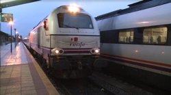 El Talgo Badajoz-Madrid circula con 50 minutos de retraso al salir tarde por