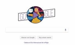 Google adapta sus servicios a la visibilización de los logros de mujeres españolas con motivo del 8 de marzo