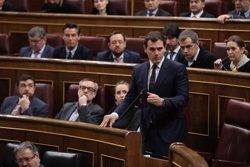 Rivera pedirá cuentas a Rajoy en el Congreso sobre la independencia de la Justicia tras abandonar Ciudadanos el pacto