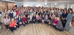 Ana Botín se suma al 8-M y anima a las mujeres de Santander a tener