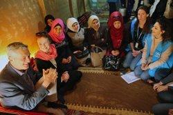 UNICEF y ACNUR piden medidas más enérgicas para proteger y empoderar a mujeres y niñas sirias refugiadas