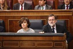 El Congreso reclama, horas antes de comparecer Rajoy, una subida de pensiones al ritmo de la inflación