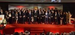El COE homenajea a los medallistas españoles de Barcelona 92' con la presencia de Felipe VI