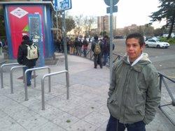Cáritas Madrid denuncia situaciones de trabajo precario como la contratación 'en negro' de migrantes en Plaza Elíptica