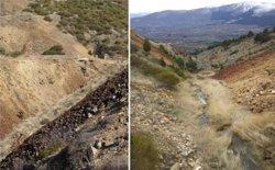 La arcilla facilita el transporte en el ambiente de contaminantes como el arsénico