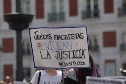 Alianza por la Solidaridad entrega mañana en el Ministerio de Justicia 12.500 firmas contra la sentencia de 'La Manada'