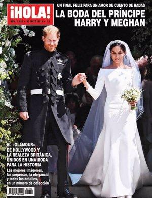 La boda del Príncipe Harry y Meghan: un final feliz para un amor de cuento de hadas
