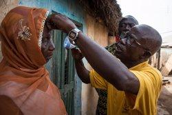 Ghana se convierte en el primer país africano libre de tracoma, la 'ceguera del tercer mundo'