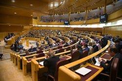 El Senado excluye una enmienda del PP por un error de forma y el 'ajuste' a Euskadi se reduce a 29,5 millones