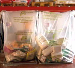 Los agricultores españoles reciclaron el 51,5% de los envases agrarios, aunque solo el 15,71% de ellos lo justifica