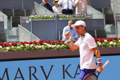 Roberto Bautista apea al holandés Haase y alcanza los cuartos en Halle
