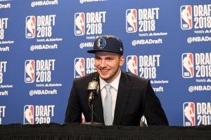 Doncic sale elegido el 3 del 'Draft' y jugará con Dallas Mavericks