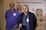 Álvarez (UGT) espera tener cerrado el preacuerdo del pacto de convenios antes de que finalice junio