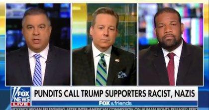Un exsubdirector de campaña de Trump espeta a un analista negro en Fox