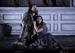 El Teatro Real retransmitirá este sábado la ópera Lucia de Lammermoor en 42 provincias