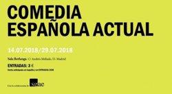 La Fundación SGAE organiza un ciclo de cine de comedia española actual del 14 al 29 de julio en Madrid