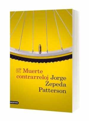 Jorge Zepeda publica 'Muerte a contrarreloj', una novela