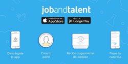 La app Jobandtalent alerta de un problema de seguridad que ha obligado a reiniciar las contraseñas de los usuarios