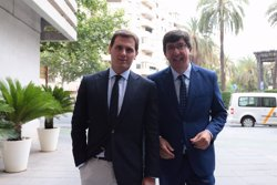 Marín competirá con 13 aspirantes en las primarias de Cs Andalucía para ser el candidato a la Presidencia de la Junta