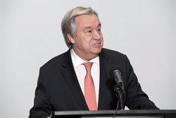 Guterres expresa su preocupación por la
