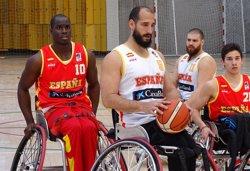 Los jóvenes Ortega y Lavandeira entran en la lista para el Mundial de Baloncesto en Silla