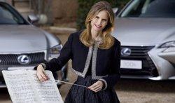 Inma Shara y Lexus abren camino a las jóvenes promesas de la música clásica ante el: