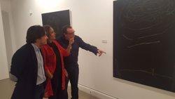 El pintor Gonzalo Tena, Premio Aragón Goya 2017