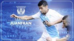 Juanfran deja el Deportivo para jugar cedido en el Leganés