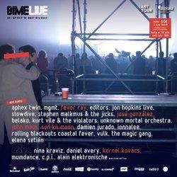 Fever Ray y José González encabezan las nuevas confirmaciones de BIME Live 2018
