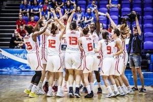 España, campeona del Europeo Sub 20 de baloncesto femenino por cuarto año seguido