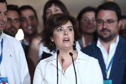 Santamaría no opina sobre las últimas novedades del máster de Casado y se remite a sus explicaciones