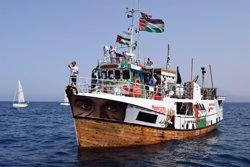 La flotilla Rumbo a Gaza se aproxima al enclave palestino con 3 activistas españoles ante el temor de arresto inminente