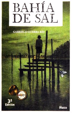 La editorial Huso desembarca en México con la novela 'Bahía de sal' de la cubana Gabriela Guerra Rey
