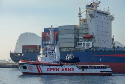 DKV Seguros destaca su compromiso con Open Arms y pide