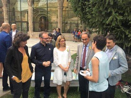 Torra defiende que el 17A sea un acto de homenaje a las víctimas y sus familiares