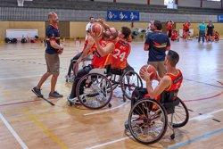 España masculina encaja ante Países Bajos su segunda derrota del Mundial de baloncesto en silla de ruedas