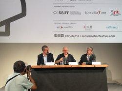 Festival de San Sebastián se abre a la influencia de las nuevas tecnologías en el cine con 'Zinemaldia & Technology'