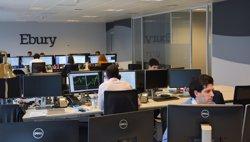 Ebury realizó transacciones por 8.700 millones de euros en divisas en su año fiscal, un 45% más