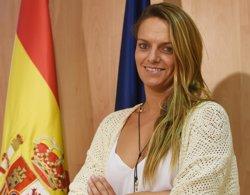 Jeniffer Pareja, nueva asesora ejecutiva de la presidencia del CSD