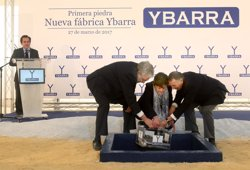 El Rey y Susana Díaz inauguran este viernes la nueva fábrica del grupo Ybarra en Dos Hermanas (Sevilla)
