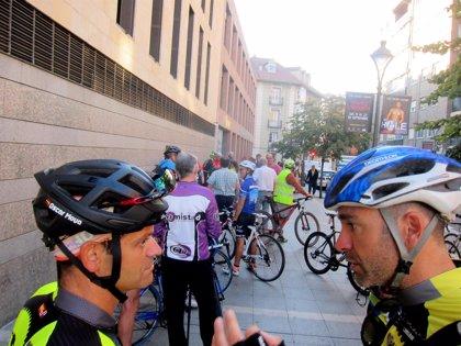 Suspendido el juicio contra el camionero que arrolló a dos ciclistas en Valladolid por posible nulidad