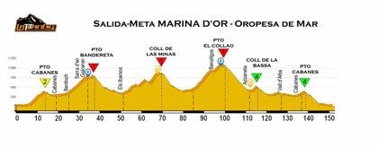 Más de 500 ciclistas participarán en la V marcha 'La Titánica' en Castellón, un homenaje al equipo Kelme