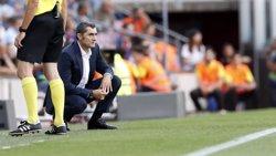 Valverde, sobre la expulsión de Lenglet: