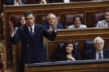 El PSOE sigue en cabeza en el CIS con 9,7 puntos de ventaja sobre el PP de Pablo Casado