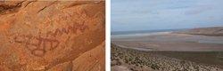Investigadores de la UNED documentarán las pinturas rupestres encontradas hasta la fecha en el sur de Marruecos