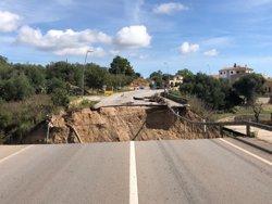 España tiene 1.300 áreas con riesgo significativo de inundación, 43 de ellas en Mallorca