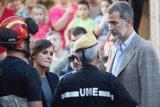 Los Reyes asistirán este miércoles al funeral por las víctimas de las inundaciones en Mallorca
